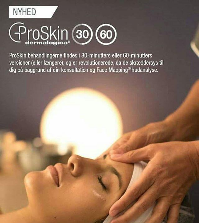 PROSKIN 30/60 ansigtsbehandling med Dermalogica hos Lykke & velvære i Helsingør Nordsjælland