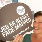Facemapping facemap hudanalyse Dermalogica Expert 4 hos Lykke & velvære i Helsingør Nordsjælland