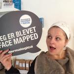 Facemapping facemap hudanalyse Dermalogica Expert 5 hos Lykke & velvære i Helsingør Nordsjælland