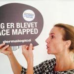 Facemapping facemap hudanalyse Dermalogica Expert 6 hos Lykke & velvære i Helsingør Nordsjælland