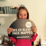 Facemapping facemap hudanalyse Dermalogica Expert 8 hos Lykke & velvære i Helsingør Nordsjælland