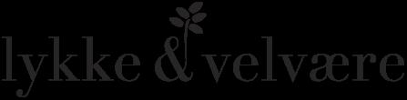 Logo lykke & velvære