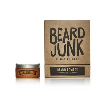 Beard Junk - Beard Pomade 150 ml hos Lykke & velvære i Helsingør Nordsjælland