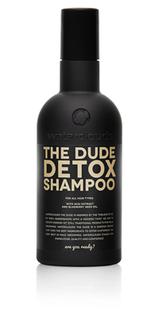 The Dude Detox Shampoo fra Waterclouds hos Lykke & velvære i Helsingør Nordsjælland