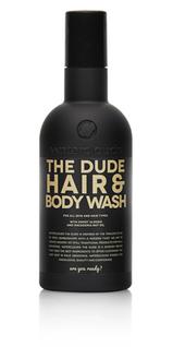 The Dude Hair & Body Wash fra Waterclouds hos Lykke & velvære i Helsingør Nordsjælland