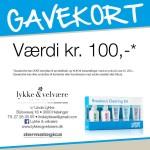 Gavekort konfirmand hos Lykke & velvære i Helsingør Nordsjælland