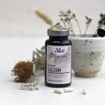 Kosttilskud naturlige vitaminer mineraler foodstate vegansk Nani Calcium hos Lykke & velvære i Helsingør Nordsjælland