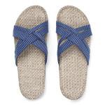 Shangies Blue stripes sandal forhandler Lykke & velvære Helsingør Nordsjælland