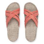 Shangies Sunset orange sandal forhandler Lykke & velvære Helsingør Nordsjælland 1