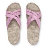 Shangies Pale pink sandal forhandler Lykke & velvære Helsingør Nordsjælland