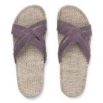 Shangies Dusty purple sandal forhandler Lykke & velvære Helsingør Nordsjælland 1