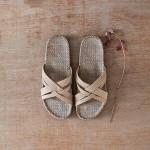Shangies Beige Cream white sandal forhandler Lykke & velvære Helsingør Nordsjælland 3