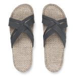 Shangies Charcoal  sandal forhandler Lykke & velvære Helsingør Nordsjælland