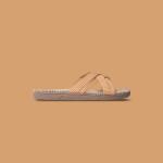 Shangies Mustard yellow sandal forhandler Lykke & velvære Helsingør Nordsjælland 1