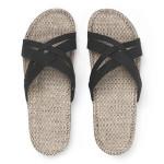 Shangies Black sandal forhandler Lykke & velvære Helsingør Nordsjælland
