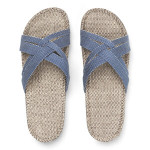 Shangies Blue dots sandal forhandler Lykke & velvære Helsingør Nordsjælland 1