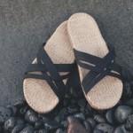 Shangies Black sandal forhandler Lykke & velvære Helsingør Nordsjælland 3