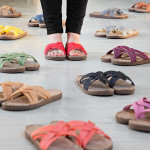 Shangies alle farver sandal forhandler Lykke & velvære Helsingør Nordsjælland