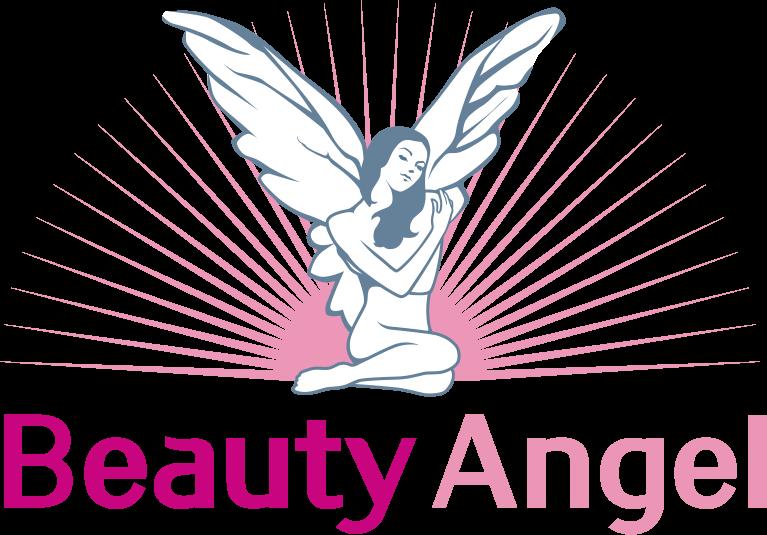 Logo-Beauty-Angel lys og behandling forhandler Lykke & velvære i Helsingør Nordsjælland